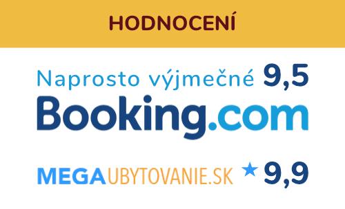 booking hodnoceni